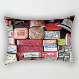 Work Drawer Rectangular Pillow