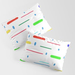 Abstract 2 Pillow Sham