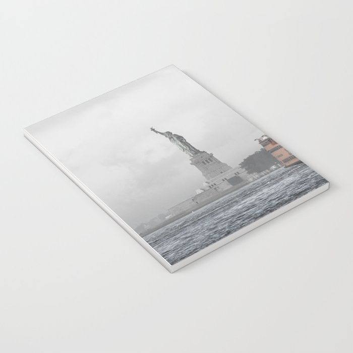 Liberty & The Boat Notebook