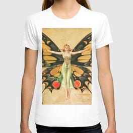 12,000pixel-500dpi - Joseph Christian Leyendecker - Flapper - Digital Remastered Edition T-shirt