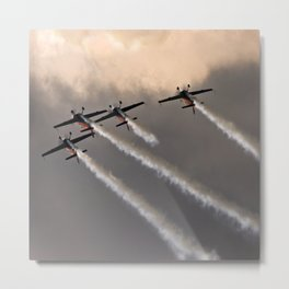 Blades Aerobatic Display Team Metal Print