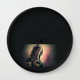 Tali - Mass Effect Wall Clock