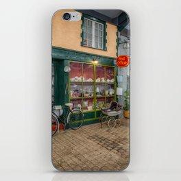 Old Town Street iPhone Skin