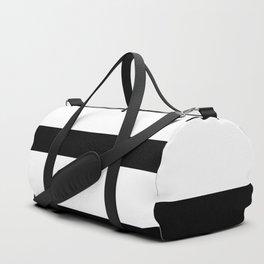 Blinding Sun Black Duffle Bag
