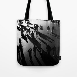 Crowded Tote Bag