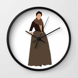 The Healer Wall Clock