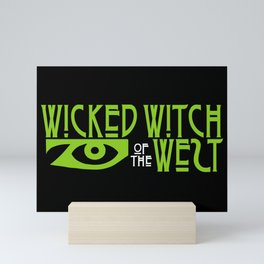 Wicked Witch of the West Mini Art Print