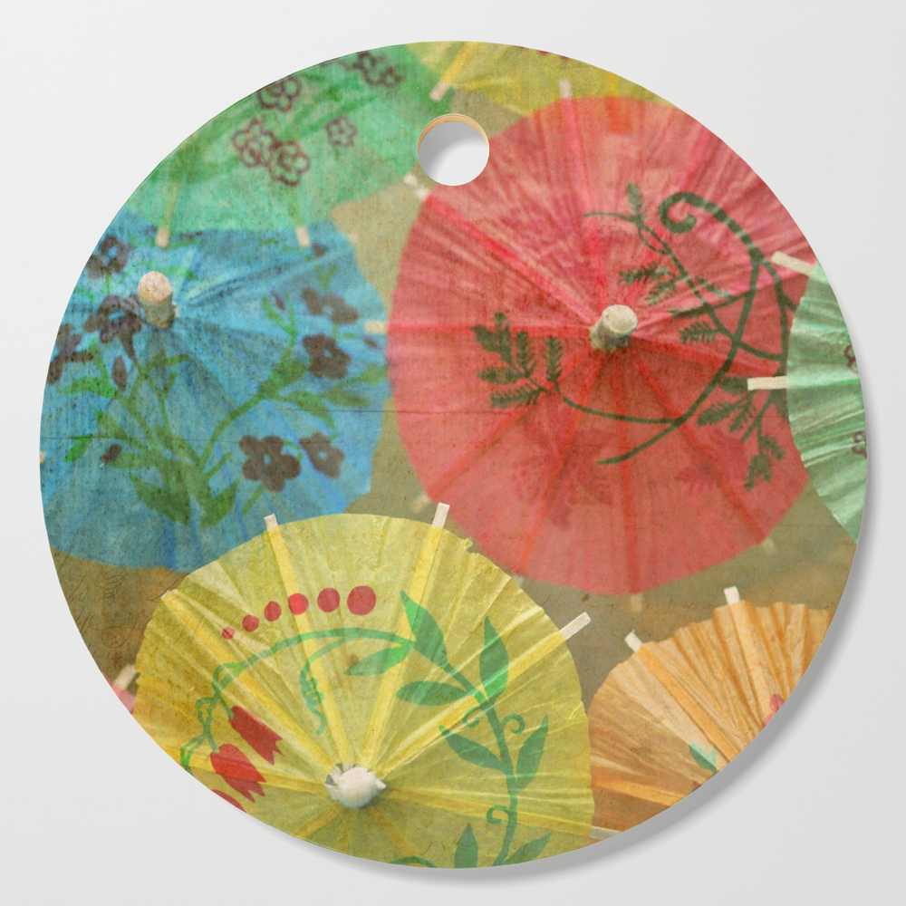 Parasols Cutting Board by lisaargyropoulos (DCB2036917) photo