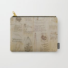 Parasites Carry-All Pouch