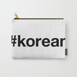 KOREAN Carry-All Pouch