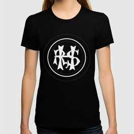 Hudson River State Hospital Initials T-shirt