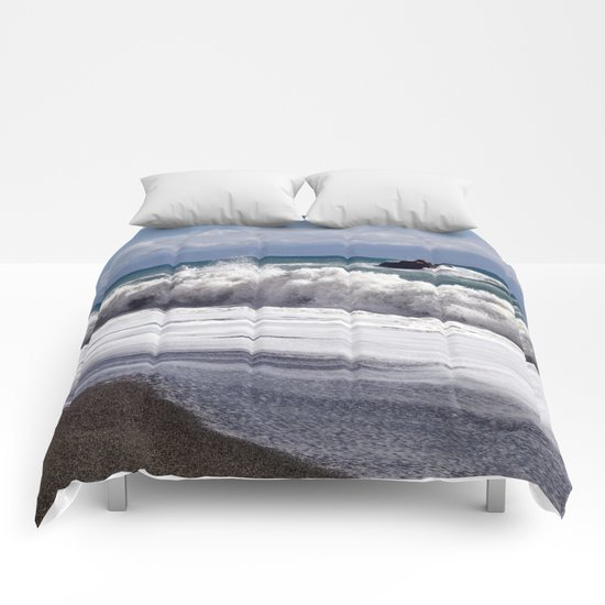 WAVES EASTCOAST SICILY Comforters
