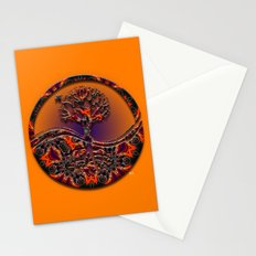Tree Of Designs Stationery Cards