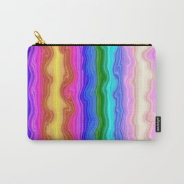 Waves of Colour Carry-All Pouch