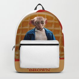 Millie Dobby Brown Backpack
