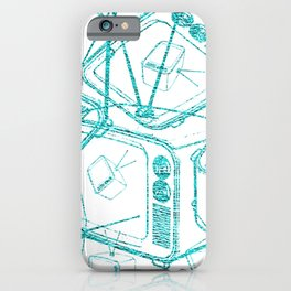 TELEVISION iPhone Case