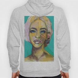 Bea Turquoise Hoody