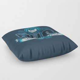 Infinite Who Floor Pillow