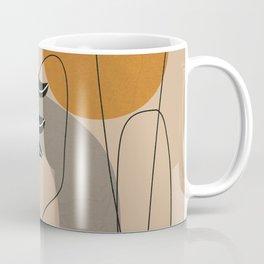 Abstract Shapes 04 Coffee Mug