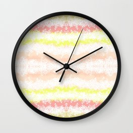 Ice Cream and Sprinkles Wall Clock
