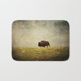 Lone Buffalo Bath Mat