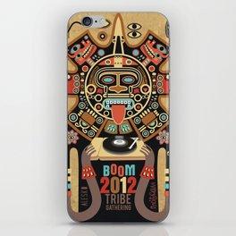 Mayas Spirit - Boom 2012 iPhone Skin