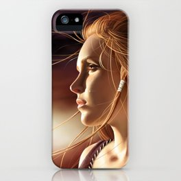 The sun's consolation iPhone Case