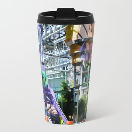 Permanent amusement park Travel Mug