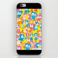 sterek iPhone & iPod Skins featuring STEREK /#4 by Yoshimoto