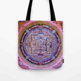 Kalachakra Sera - Mandala Tote Bag