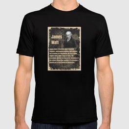 James Watt - T-shirt