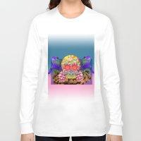 calavera Long Sleeve T-shirts featuring Calavera by MTO LOK