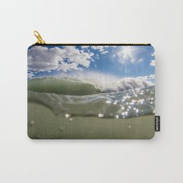 Perceptive Dimensionality Carry-All Pouch