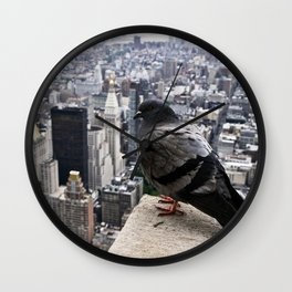 The View by ON1TZUKA Wall Clock