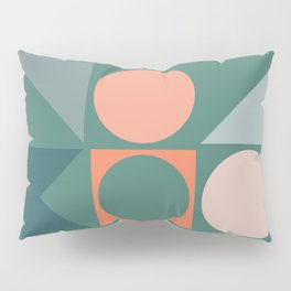 Modern Geometric 22 Pillow Sham