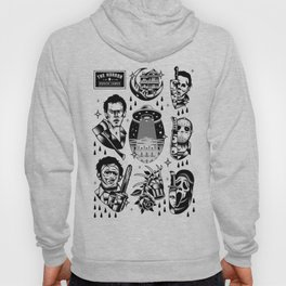 Classic Horror Tattoo Set Hoody