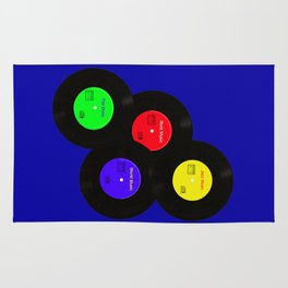 Vinyls Rug