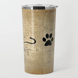 Moony, Wormtail, Padfoot and Prongs by Renatta Maniski-Luke Travel Mug