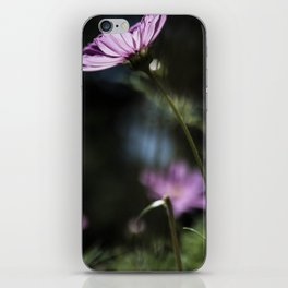 Glowing Petals iPhone Skin