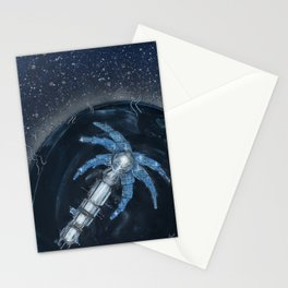 Palmetto Space Station Stationery Cards