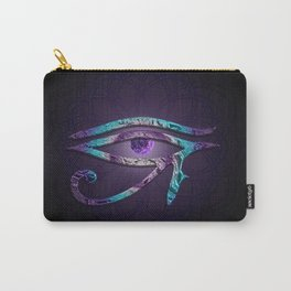 Eye of Horus meets Third Eye Carry-All Pouch