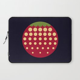 strawberry    russian black Laptop Sleeve