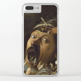 Joos Van Craesbeeck - The Temptation Of Saint Anthonyca Clear iPhone Case