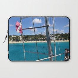 Barbados Saint James Beaches Photograph Laptop Sleeve