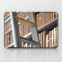 library iPad Cases featuring Library by Chris Kavs