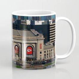 Union Station Kansas City Coffee Mug