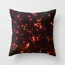 Star Scape Throw Pillow