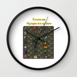 Runescape Wall Clock