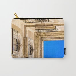 Architectural angle Carry-All Pouch