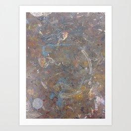 Surfaces.12 Art Print
